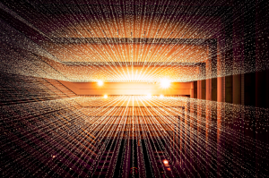 Symbole données dans un réseau